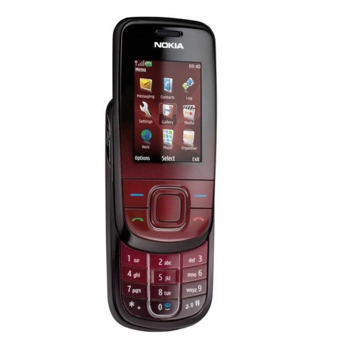 Nokia 3600 slide Image