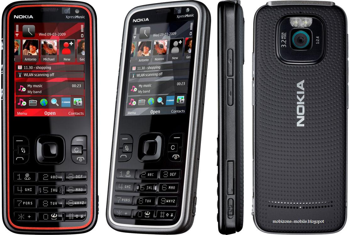 Nokia 5320 Xpress Music Image