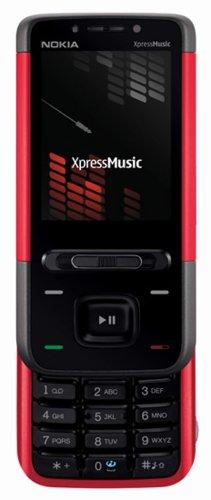 Nokia 5610 Xpress Music Image