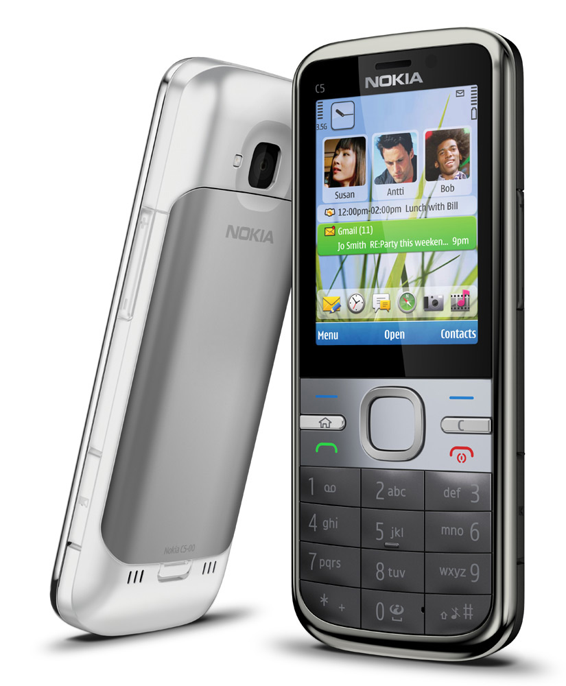 Nokia C5 5mp Reviews User Prices Specifications Asha 105 8 Mb Cyan Image