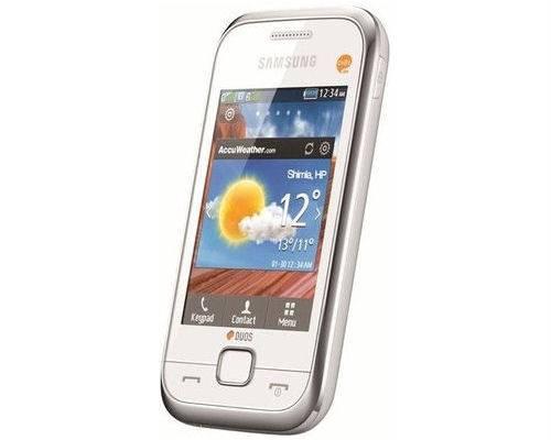 Samsung C3312 Duos Image
