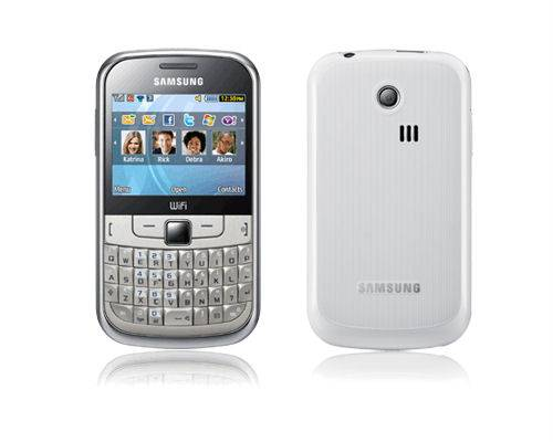 Samsung Chat 335 Image