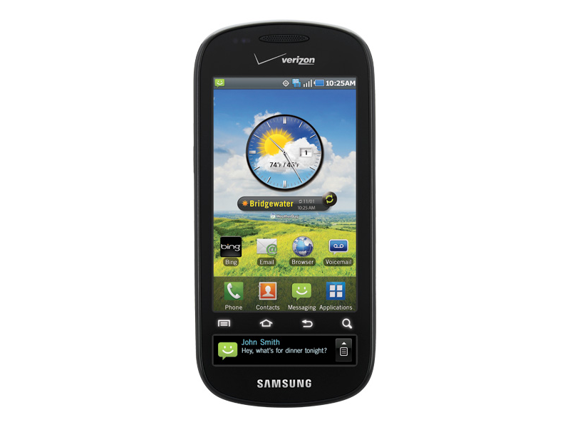 Samsung Continuum I400 Image