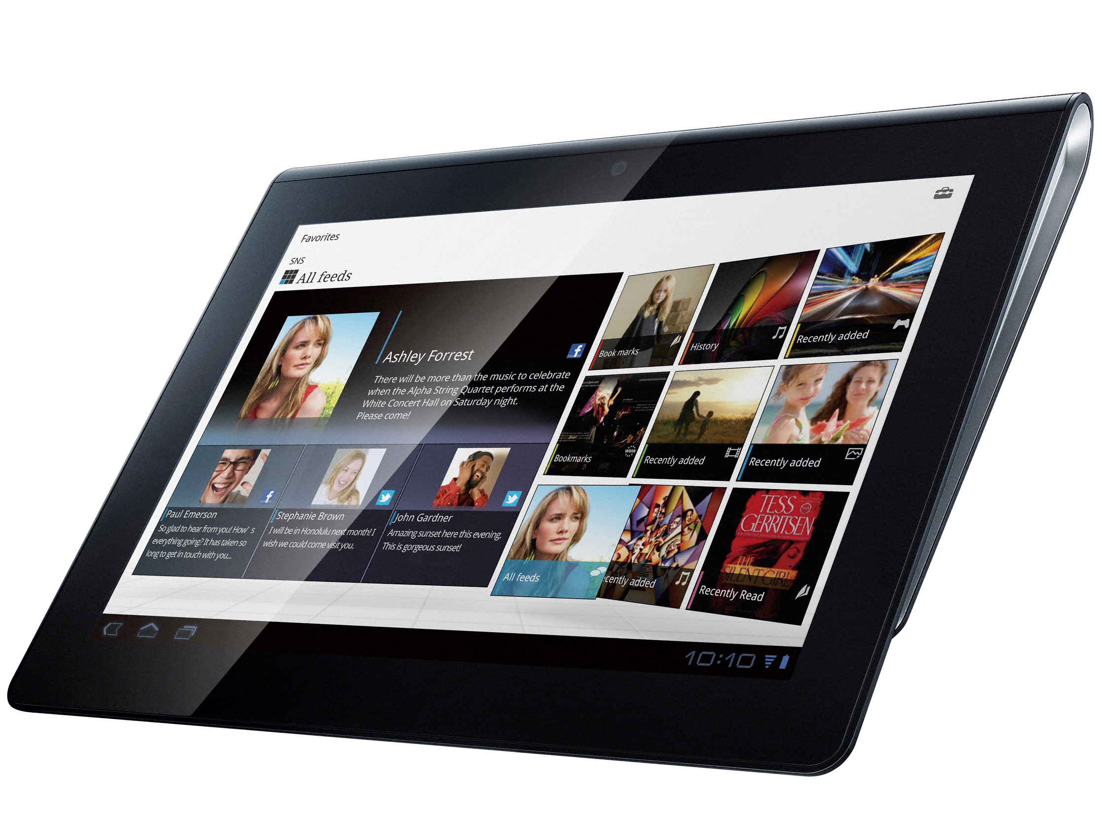 Sony Tablet S Image