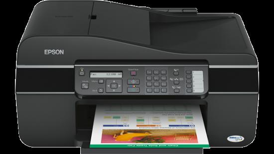 Epson TX300F Image