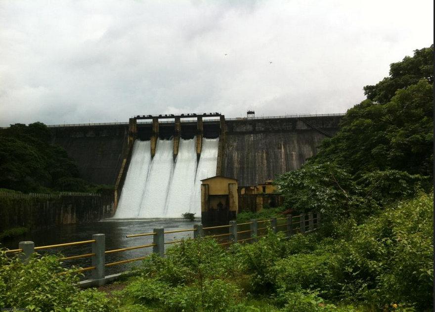 Chimmini Dam Image