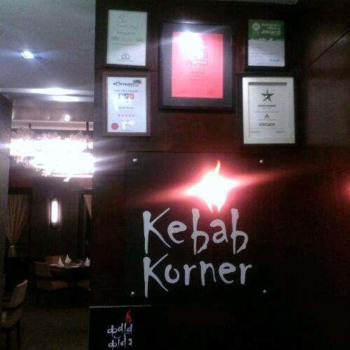 Kebab Korner - Churchgate - Mumbai Image