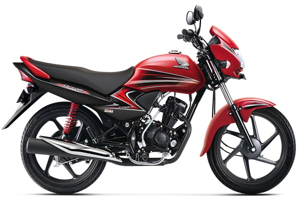 Honda Dream Yuga Image