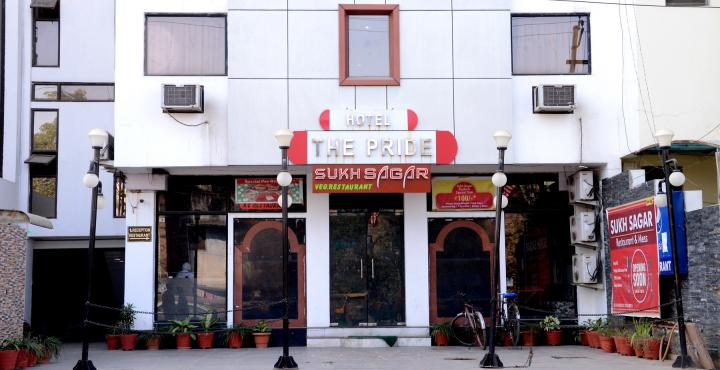 Hotel The Pride - Rajiv Gandhi Nagar - Kota Image