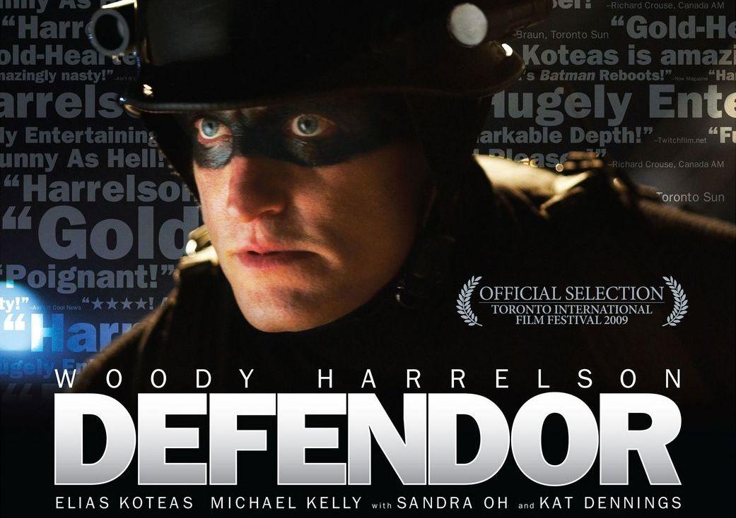 Defendor Movie Image
