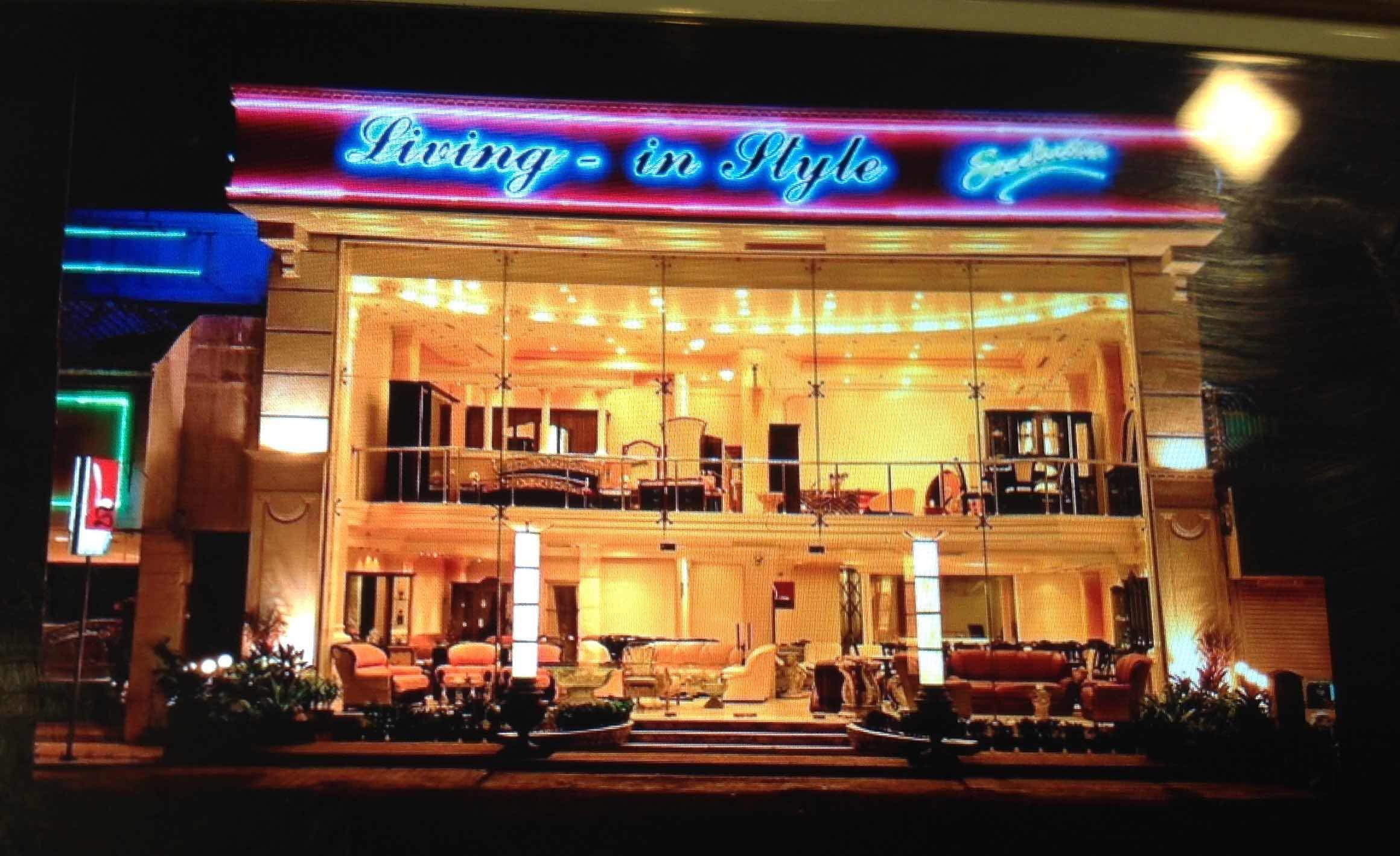 Living in Style - Mumbai Image