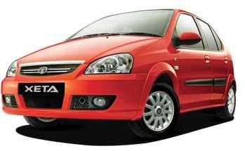 Tata Indica V2 Xeta eGLE LPG BSIV Image