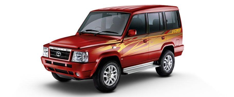 Tata Sumo Gold LX BS IV Image