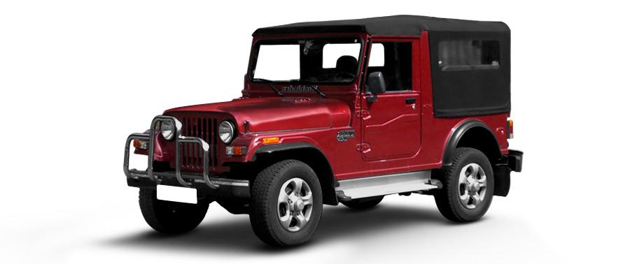Mahindra Thar DI 4WD Image