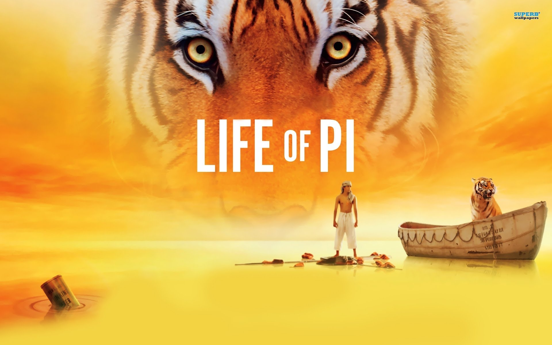 Life of Pi Songs Image