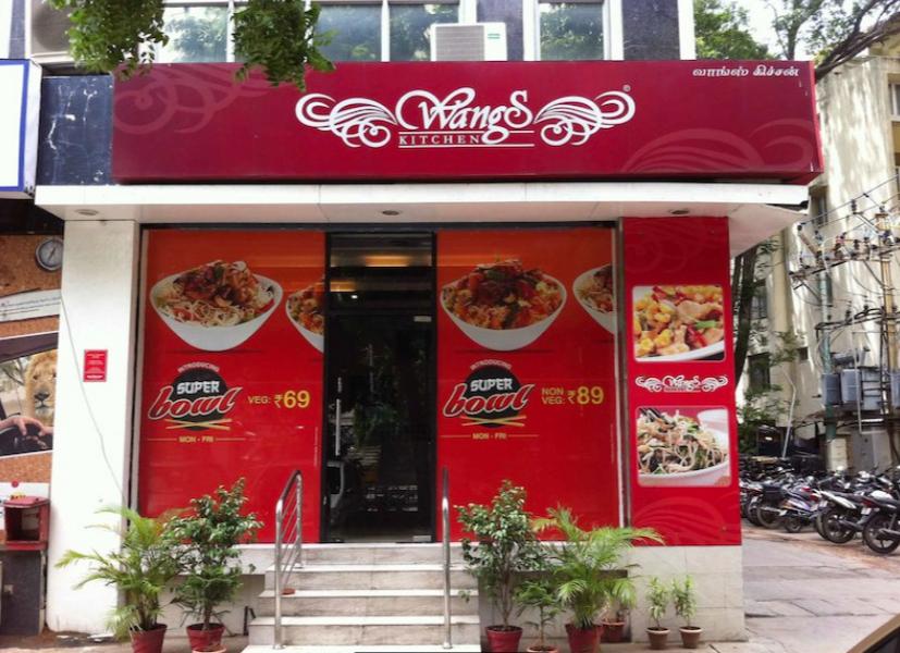 Wangs Kitchen - Nungambakkam - Chennai Image