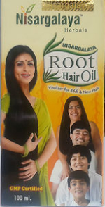 Nisargalaya Root Hair Oil Image