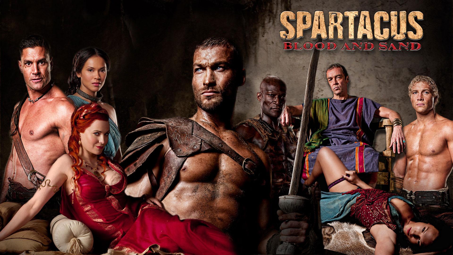Spartacus Movie Image