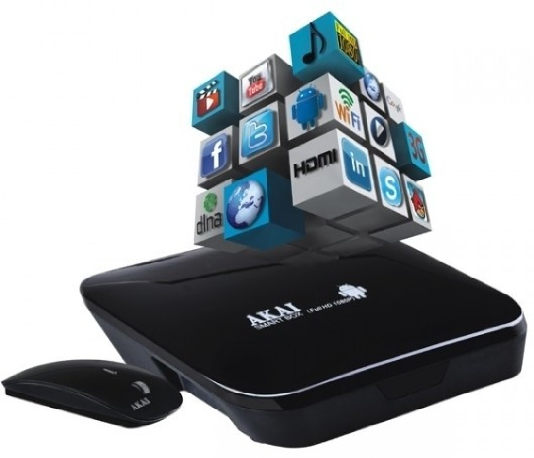 AKAI SMART BOX - Reviews, schedule, TV channels, Indian