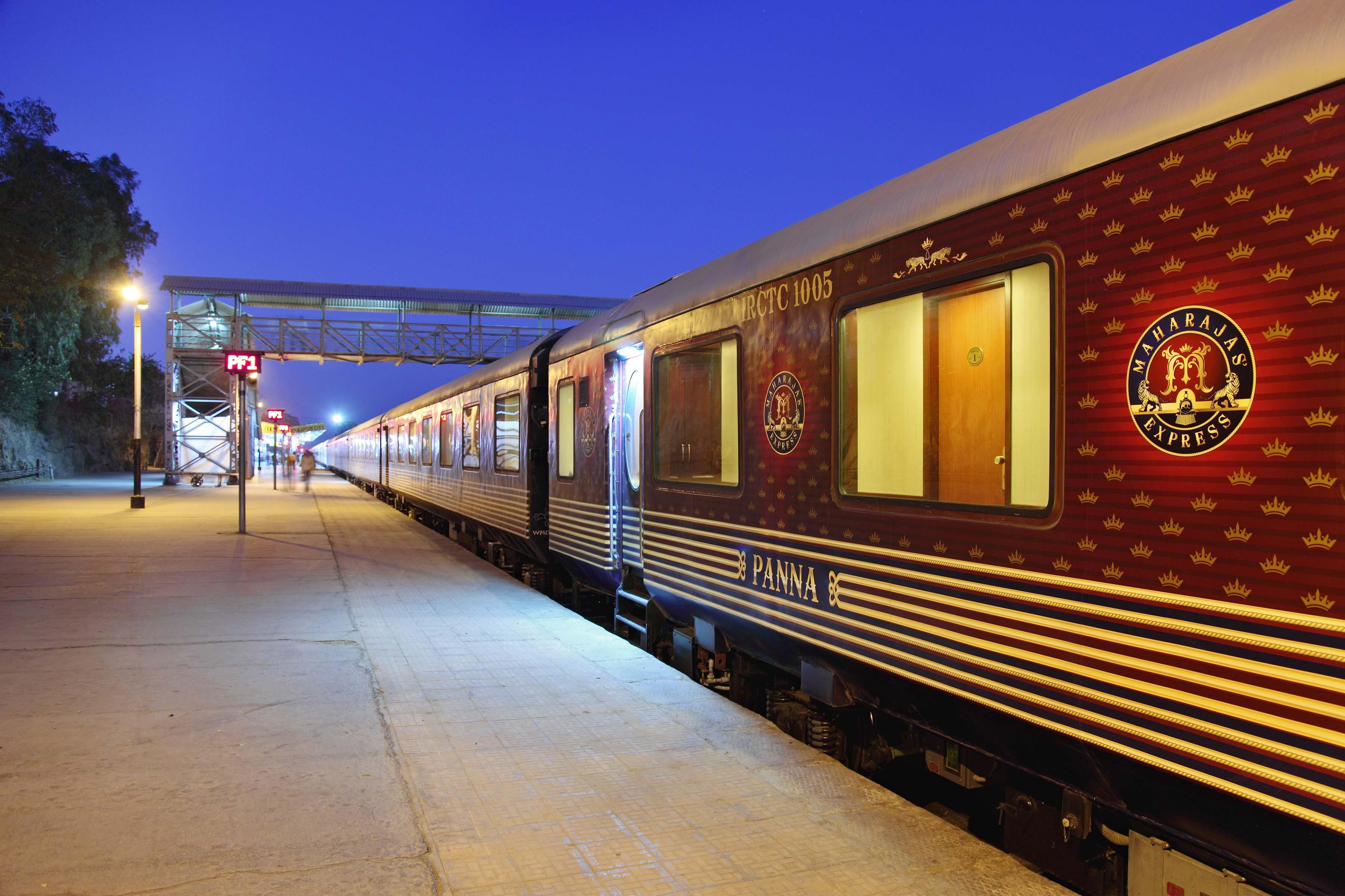 Maharajas Express Image