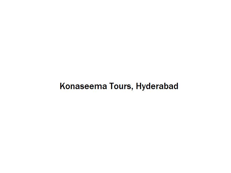 Konaseema Tours - Hyderabad Image