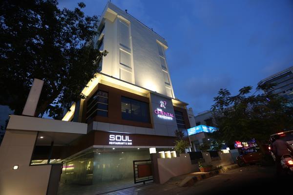 The Oriental Residency Hotel - Mumbai Image