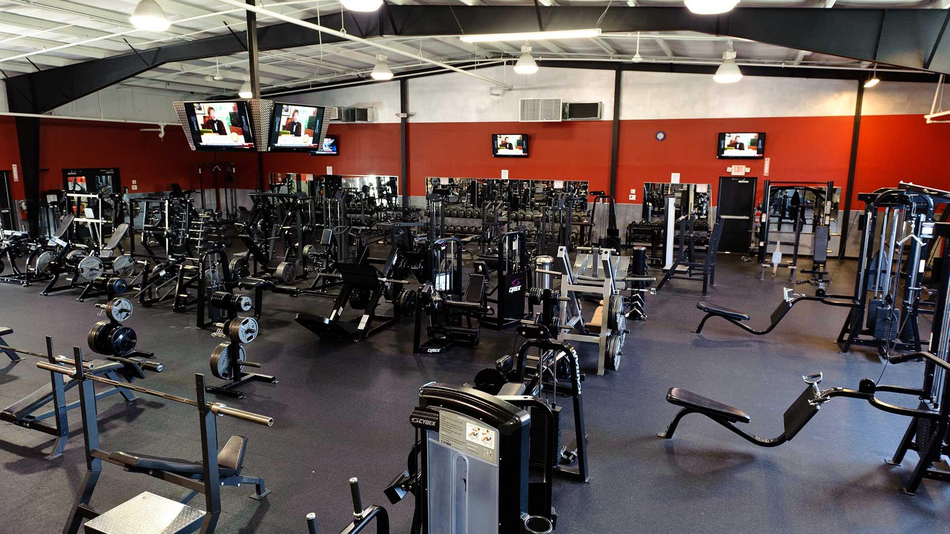 Best Gyms West Island
