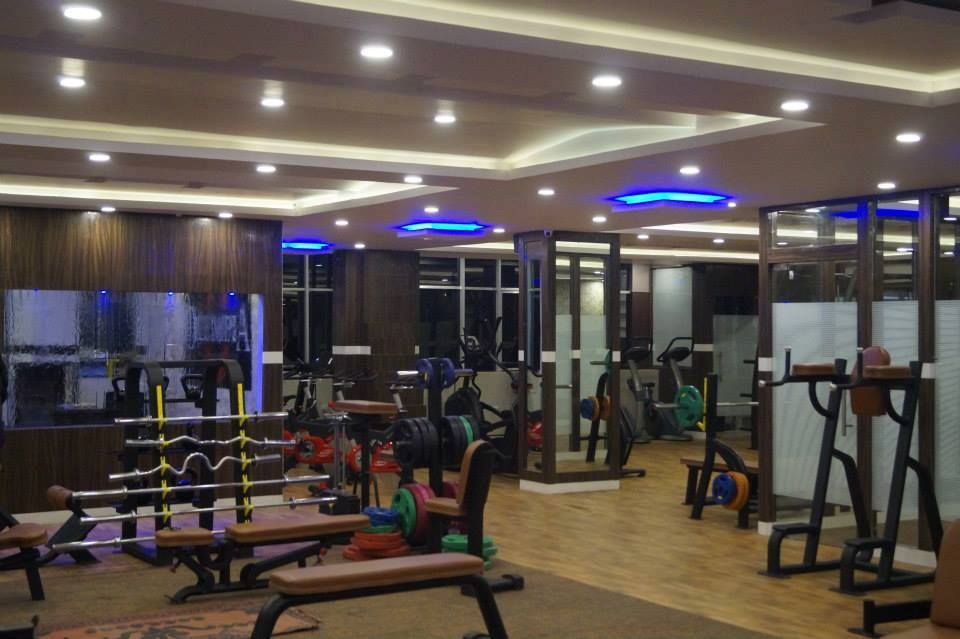 Olympia Fitness Zone - Lucknow Image