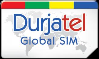 Durjatel Global SIM Image