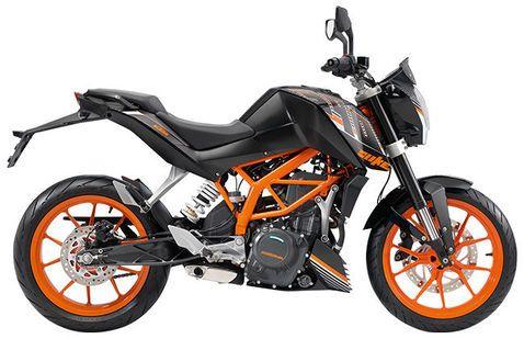 KTM Duke 390 Image