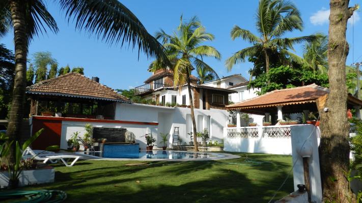 Colonia Santa Maria - Goa Image