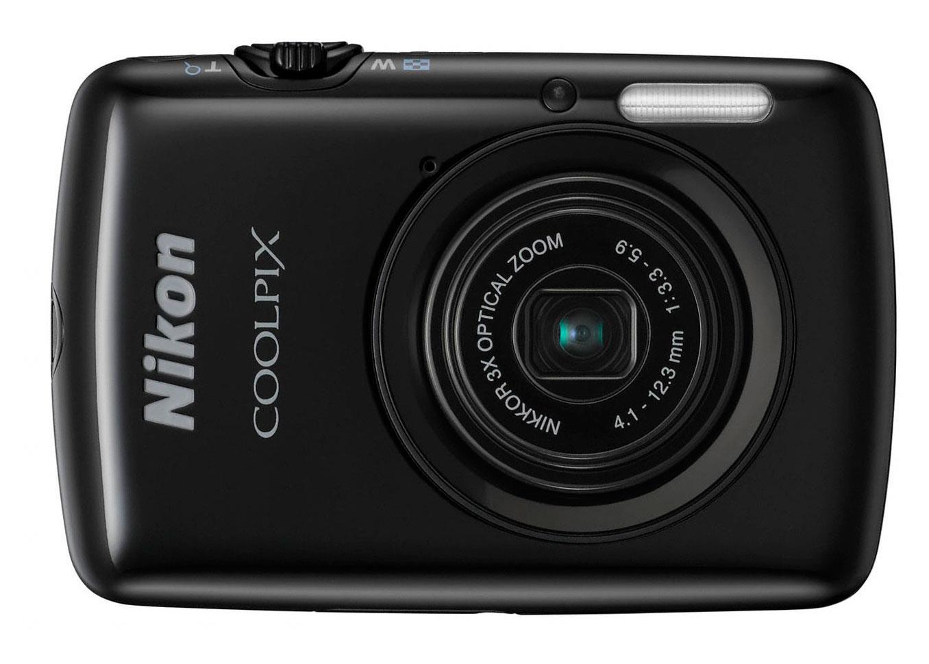 Nikon Coolpix S01 Image