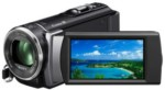 Sony HDR CX200E Camcorder Image
