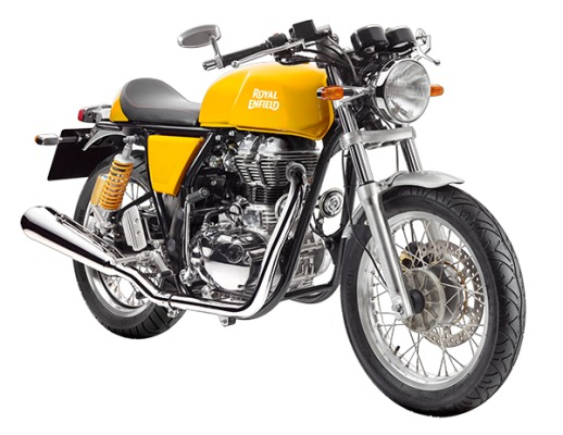 Royal Enfield Continental GT Cafe Racer Image