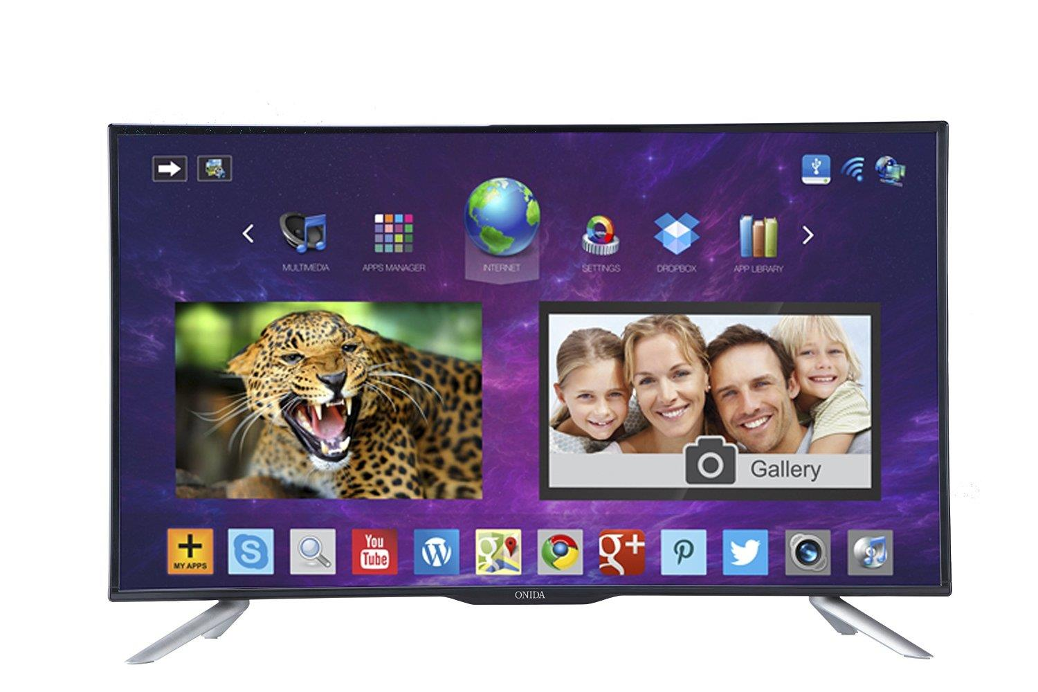 Onida 40 iTube Smart LED TV Image