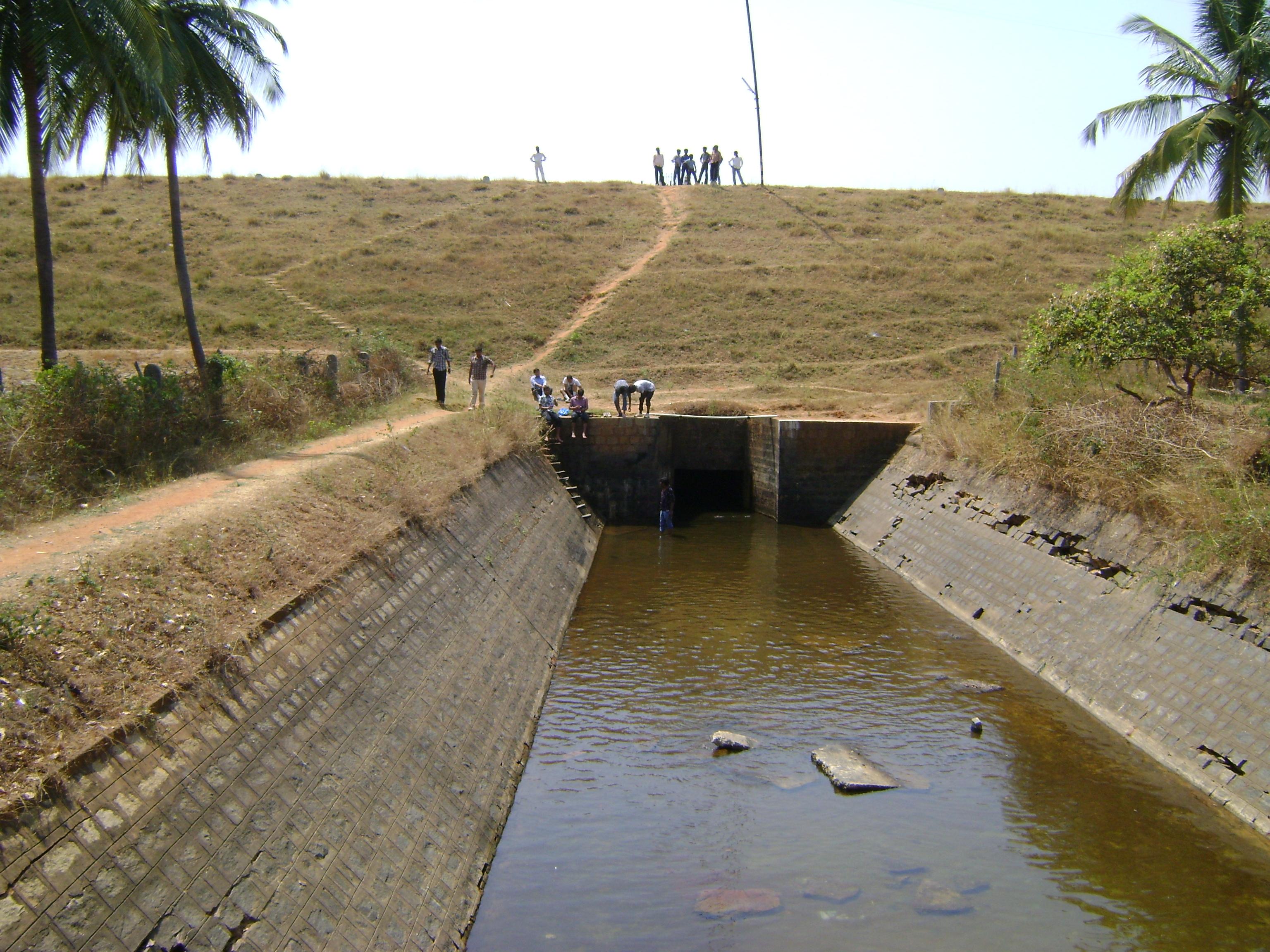 Markonahalli Dam Image