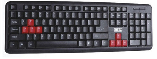 Intex keyboard Image