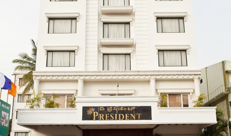 Hotel President - Mysore Image