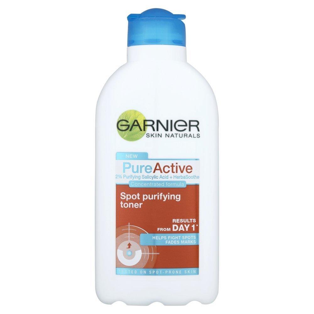 Garnier Pure Active toner Image