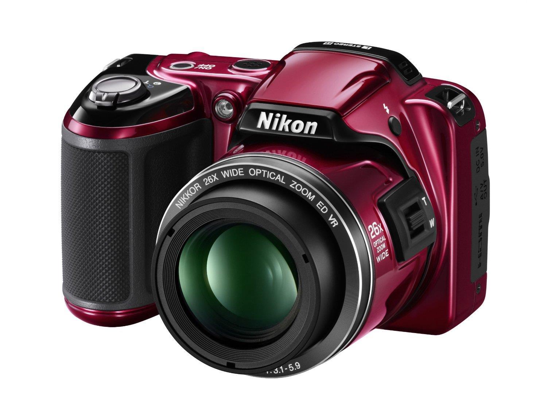 Nikon Coolpix L810 Image