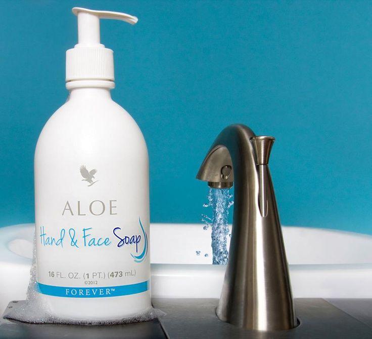 Real aloevera best for your skin  forever living - FOREVER