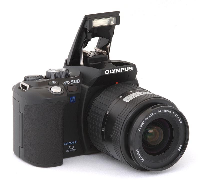 Canon E 500 Image