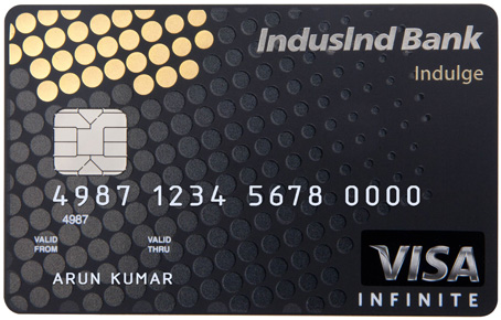 Indusind Visa Credit Card Reviews Service Online Indusind Visa
