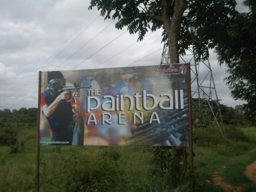 Paintball - Bangalore Image