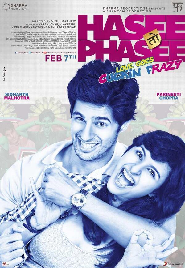 Hasee Toh Phasee Songs Image