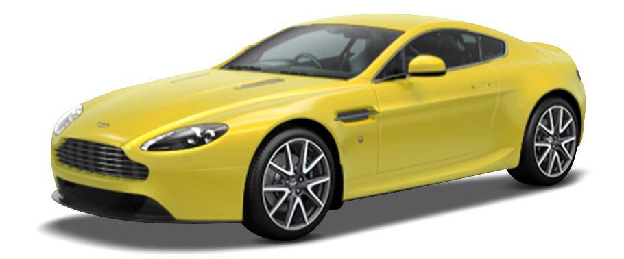Aston Martin V8 Vantage Coupe Image