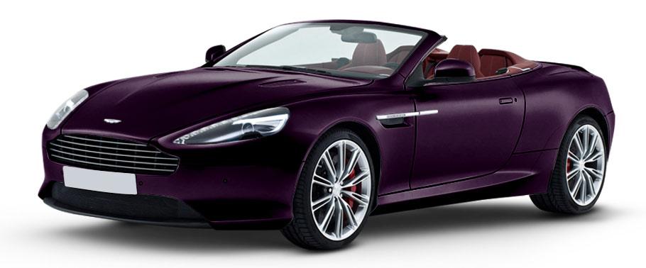 Aston Martin DB9 Volante Image