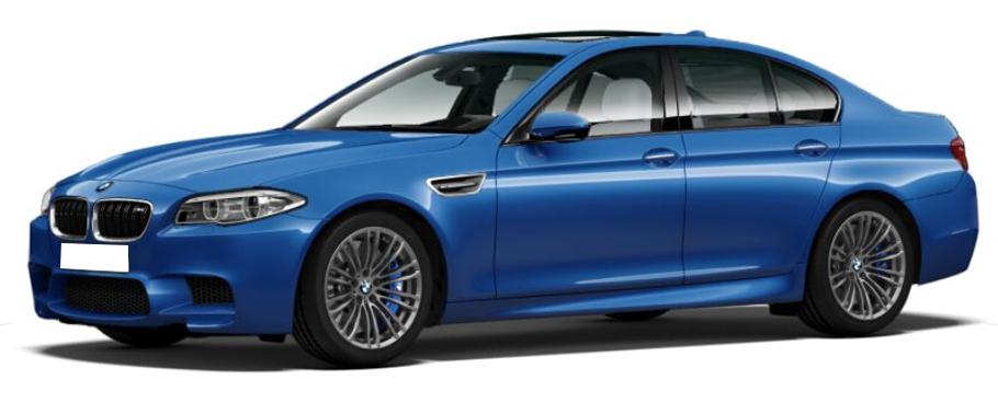 BMW M5 Sedan Image