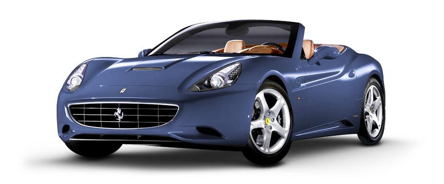 Ferrari California Convertible Image
