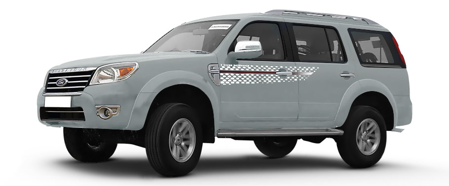 Ford Endeavour Allterrain edition 4x4 AT Image